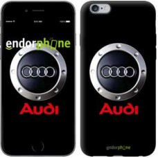 Чехол для iPhone 6 Plus Audi. Logo v2 3105c-48