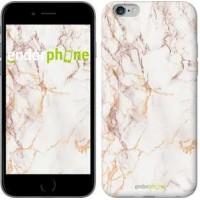 Чехол для iPhone 6 Plus Белый мрамор 3847c-48