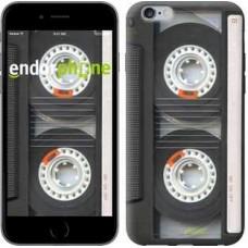 Чехол для iPhone 6s Plus Кассета 876c-91