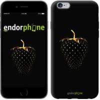 Чехол для iPhone 6 Plus Черная клубника 3585c-48