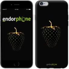Чехол для iPhone 6s Plus Черная клубника 3585c-91