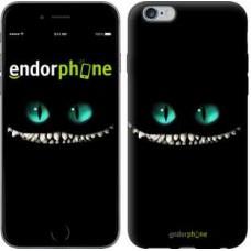 Чехол для iPhone 6s Plus Чеширский кот 689c-91