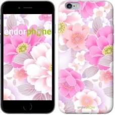 Чехол для iPhone 6s Plus Цвет яблони 2225c-91