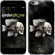 Чехол для iPhone 6s Plus Рыбо-человек 683c-91