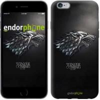 Чехол для iPhone 6s Plus Game of thrones. Stark House 1120c-91
