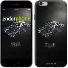Чехол для iPhone 6s Plus Game of thrones. Stark House 1120c-91