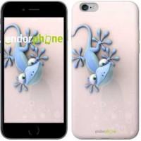 Чехол для iPhone 6s Plus Гекончик 1094c-91