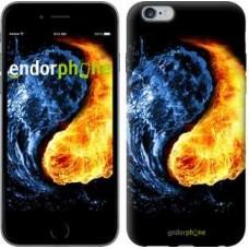 Чехол для iPhone 6s Plus Инь-Янь 1670c-91