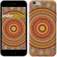 Чехол для iPhone 6s Plus Индийский узор 2860c-91