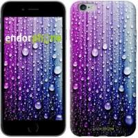 Чехол для iPhone 6s Plus Капли воды 3351c-91