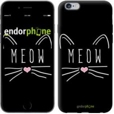 Чехол для iPhone 6 Plus Kitty 3677c-48