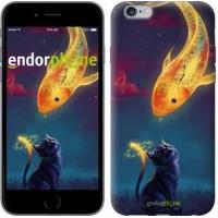 Чехол для iPhone 6s Plus Кошкин сон 3017c-91