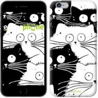 Чехол для iPhone 6 Plus Коты v2 3565c-48