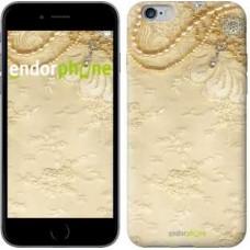 Чехол для iPhone 6s Plus Кружевной орнамент 2160c-91