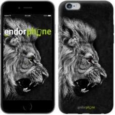 Чехол для iPhone 6s Plus Лев 1080c-91