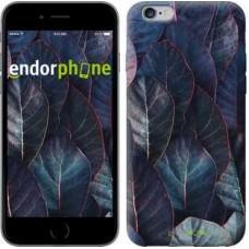 Чехол для iPhone 6s Plus Листья v3 3328c-91