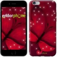 Чехол для iPhone 6 Plus Лунная бабочка 1663c-48