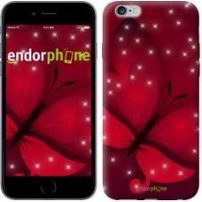 Чехол для iPhone 6s Plus Лунная бабочка 1663c-91