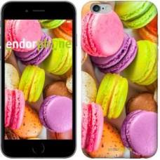 Чехол для iPhone 6s Plus Макаруны 2995c-91