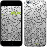 Чехол для iPhone 6s Plus Металлический узор 1015c-91