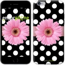 Чехол для iPhone 6s Plus Горошек 2 2147c-91