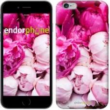 Чехол для iPhone 6s Plus Розовые пионы 2747c-91