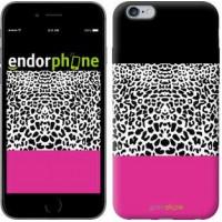 Чехол для iPhone 6s Plus Шкура леопарда v3 2723c-91