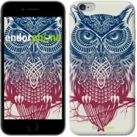 Чехол для iPhone 6s Plus Сова 2 2726c-91