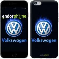 Чехол для iPhone 6 Plus Volkswagen. Fire logo 3141c-48