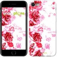 Чехол для iPhone 7 Нарисованные розы 724c-336