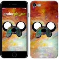 Чехол для iPhone 7 Adventure Time. Jake v2 1204c-336