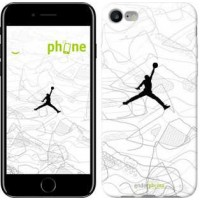 Чехол для iPhone 7 Air Jordan 3688c-336