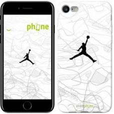 Чехол для iPhone 7 Air Jordan 3688c-336