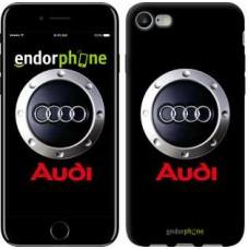Чехол для iPhone 7 Audi. Logo v2 3105c-336