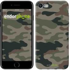 Чехол для iPhone 7 Камуфляж v3 1097c-336