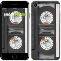 Чехол для iPhone 7 Кассета 876c-336