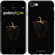 Чехол для iPhone 7 Черная клубника 3585c-336