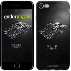 Чехол для iPhone 7 Game of thrones. Stark House 1120c-336