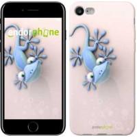 Чехол для iPhone 7 Гекончик 1094c-336