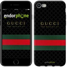 Чехол для iPhone 7 Gucci 1 451c-336
