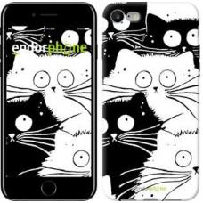 Чехол для iPhone 7 Коты v2 3565c-336