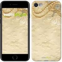 Чехол для iPhone 7 Кружевной орнамент 2160c-336