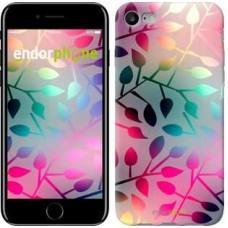 Чехол для iPhone 7 Листья 2235c-336