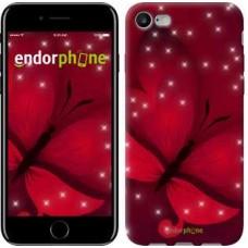 Чехол для iPhone 7 Лунная бабочка 1663c-336