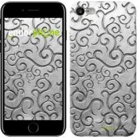 Чехол для iPhone 7 Металлический узор 1015c-336