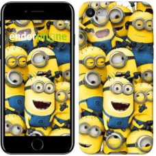 Чехол для iPhone 7 Миньоны 8 860c-336