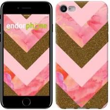 Чехол для iPhone 7 Нежный шефрон 3538c-336