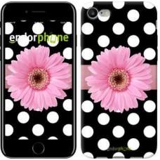 Чехол для iPhone 7 Горошек 2 2147c-336