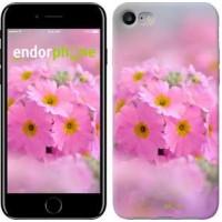 Чехол для iPhone 7 Розовая примула 508c-336