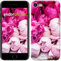 Чехол для iPhone 7 Розовые пионы 2747c-336